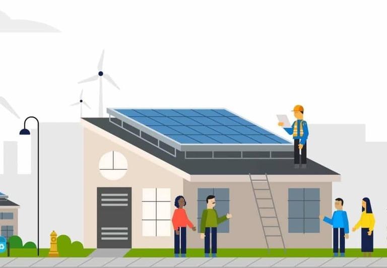 ¡EvoluSun se adjudicó la primera licitación de Casa Solar en Puente Alto!